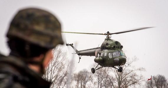 Około godziny 14:00 helikopter Mi-2, należący do 56 bazy sił powietrznych w Inowrocławiu lądował awaryjnie w pobliżu Gostynina na Mazowszu.