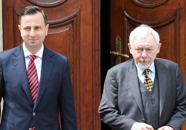 Jacek Majchrowski poparł Władysława Kosiniaka-Kamysza jako kandydata na prezydenta