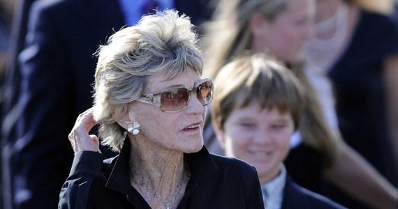 W wieku 92 lat zmarła w Nowym Jorku Jean Kennedy Smith, ostatnia z rodzeństwa byłego prezydenta USA Johna F. Kennedy'ego. O śmierci poinformowała w czwartek jej rodzina.