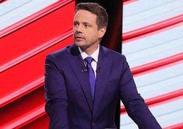 Sondaż: Duży wzrost poparcia dla Rafała Trzaskowskiego