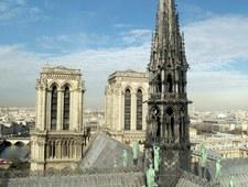 Jak budowano Notre Dame