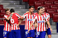 Atletico Madryt - Real Valladolid 1-0 w meczu 30. kolejki Primera Division