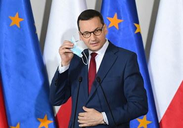 Mateusz Morawiecki: Rafał Trzaskowski ma lekceważący stosunek do prawdy