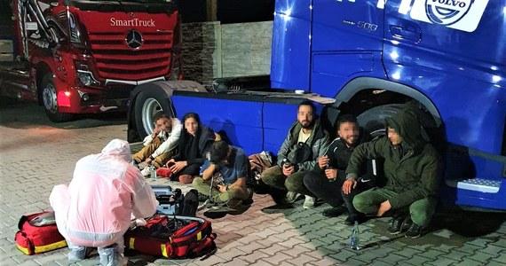 Sześcioro imigrantów z Syrii i Afganistanu, którzy nielegalnie przedostali się do Polski w transporcie arbuzów z Grecji zostało zatrzymanych w Humniskach (pow. brzozowski) na Podkarpaciu. Celem obcokrajowców były Niemcy i Szwecja.