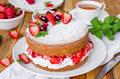 Ciasto Królowej Wiktorii