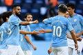 Manchester City - Burnley FC 5-0 w meczu 30. kolejki Premier League