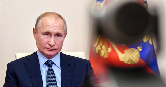 """""""Washington Post"""": Władimir Putin prowadzi cichą wojnę przeciwko USA - wydarzenia.interia.pl"""