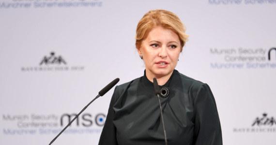 Prezydent Słowacji Zuzana Czaputova odwołała swoje zobowiązania do piątku. Będzie przebywać w tym czasie w domowej kwarantannie. Jeden z jej współpracowników miał kontakt z osobą zakażoną koronawirusem - podał rzecznik Milan Striżinec.