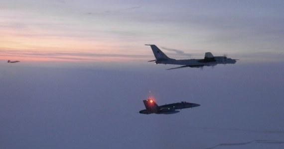 Dwa rosyjskie samoloty wojskowe, które znalazły się w odległości 80 km od wyspy Unimak nieopodal Alaski, zostały przechwycone przez amerykańskie myśliwce - poinformował w czwartek generał Terrence J. O'Shaughnessy, szef Dowództwa Obrony Powietrznej Ameryki Północnej (NORAD).