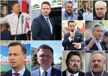 Wszyscy kandydaci na prezydenta. Na kogo będziemy głosować 28 czerwca?