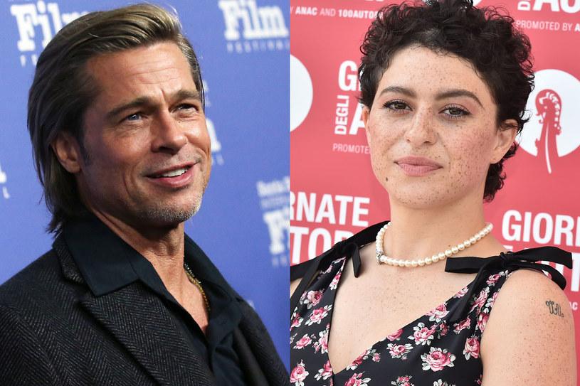 """Czy Alia Shawkat to nowa dziewczyna Brada Pitta? Po tym, jak tabloidy zamieściły wspólne zdjęcia 31-latki z gwiazdorem Hollywood, aktorka serialu """"Bogaci bankruci"""" postanowiła w końcu odnieść się do rewelacji plotkarskich serwisów."""