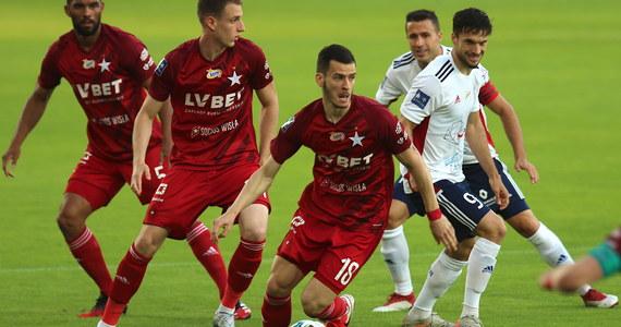 W sobotę w Ekstraklasie rozegrano trzy spotkania. W Grupie spadkowej Wisła Płock pokonała ŁKS Łódź 2:0, Wisła Kraków wygrała z Górnikiem Zabrze 1:0, a w meczu na szczycie tabeli Legia Warszawa zremisowała u siebie z Piastem Gliwice 1:1.