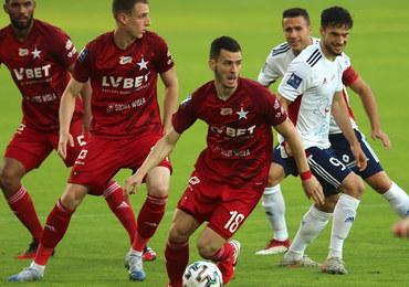 Ekstraklasa: Remis na szczycie, ważna wygrana Wisły Kraków