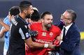 Serie A. Drągowski spowodował karnego, kontrowersyjna decyzja sędziego