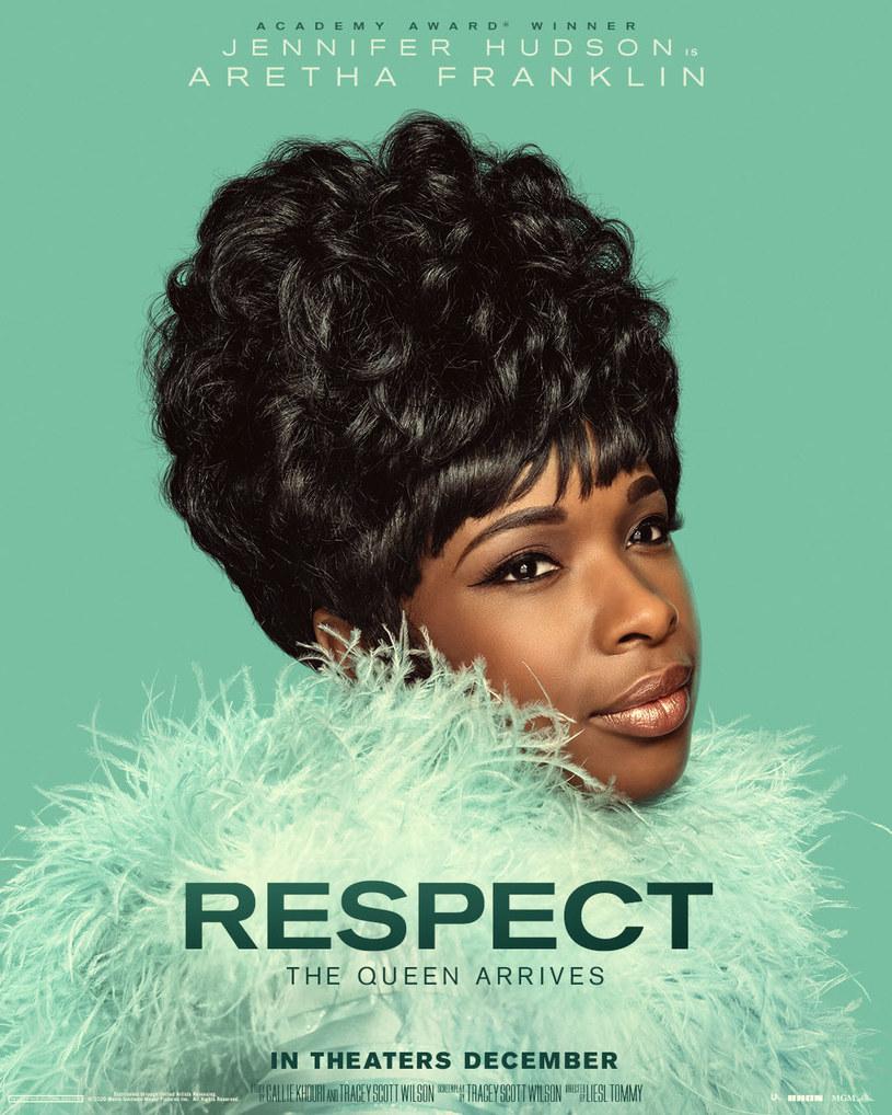 """Poświęcony artystce nazywanej """"Królową soulu"""" film biograficzny """"Respect"""" trafi do amerykańskich kin na Boże Narodzenie tego roku. W roli Arethy Franklin wystąpi w nim Jennifer Hudson. Podczas rozdania nagród BET Awards (nagrody przyznawane od 2001 roku przez amerykańską telewizję BET – Black Entertainment Television) zaprezentowany został zwiastun nadchodzącego filmu."""