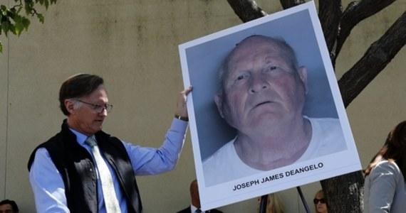 """""""Zrobiłem to. Nie byłem w stanie pozbyć się go ze swojej głowy. Był moją częścią, zmusił mnie do tego"""" - takie słowa szeptał Joseph DeAngelo w pokoju przesłuchań po tym, jak został aresztowany w 2018 roku w związku z zamordowaniem 13 osób. Wczoraj w sądzie w Sacramento ruszył proces 74-letniego byłego policjanta. Do zbrodni dochodziło w latach 70. i 80. ubiegłego wieku."""
