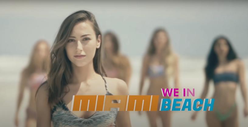 """Polski DJ i producent Krist Van D przygotował teledysk do najnowszego singla """"Miami""""."""