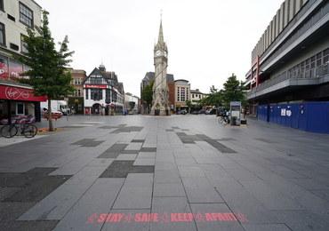 Blokada 300-tysięcznego Leicester. Powodem koronawirus