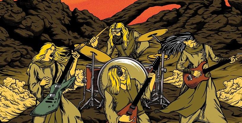 """W połowie lipca śląski Sandbreaker odda w ręce fanów death / doom metalu pierwszą płytę """"Worm Master""""."""