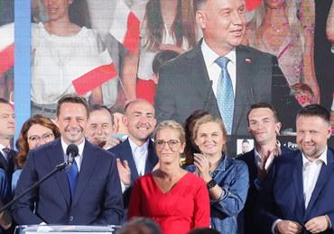 """Walka o głosy przed II turą: """"Wyborcom Bosaka jest bliżej do Trzaskowskiego niż do Dudy"""""""