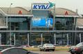 Zwolnienie połowy pracowników lotniska w Kijowie