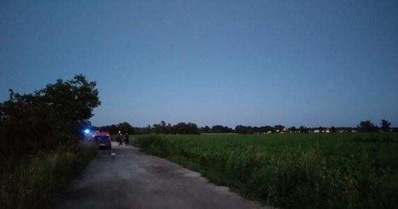 Do katastrofy śmigłowca doszło w Strzegomiu w woj. dolnośląskim. Maszyna spadła na pole. Zginęły dwie osoby.