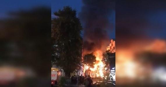 19 osób zginęło, a 6 zostało ranych po potężnej eksplozji, do której doszło w szpitalu w stolicy Iranu,Teheranie. Pierwsze doniesienia agencyjne mówią o wycieku gazu.