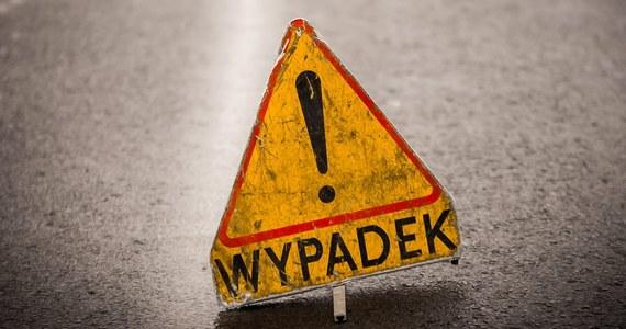 Osiem aut zderzyło się na drodze S8 w Głuchach na Mazowszu. Droga w kierunku Warszawy jest tam zablokowana - poinformował dyżurny punktu informacji drogowej Generalnej Dyrekcji Dróg Krajowych i Autostrad.
