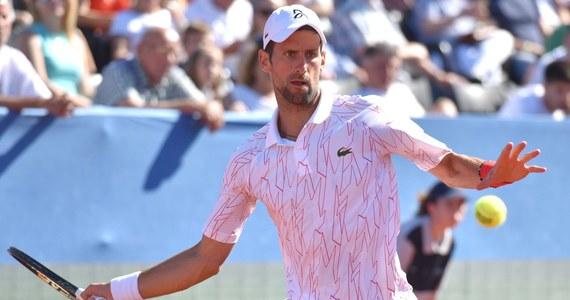 Lider światowego rankingu tenisistów Serb Novak Djokovic, który był zakażony koronawirusem, uzyskał - podobnie jak jego żona Jelena - negatywny wynik testu na COVID-19. Informację przekazała agencja reprezentująca słynnego zawodnika.