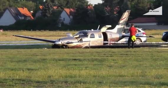 Na lotnisku Babice w Warszawie doszło wczoraj (1.07) wieczorem do dwóch wypadków z udziałem małych samolotów. Jeden pilot miał problem z lądowaniem, drugi - ze startem. Piloci nie odnieśli poważnych obrażeń.