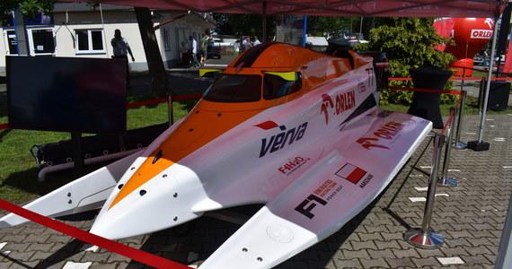Bartłomiej Marszałek, zawodnik ORLEN Team, rozpoczął na Zalewie Zegrzyńskim treningi do rywalizacji w wodnej Formule 1. Testy, które z brzegu mogli obserwować kibice, połączono z oficjalną inauguracją sezonu wakacyjnego nad wodą.