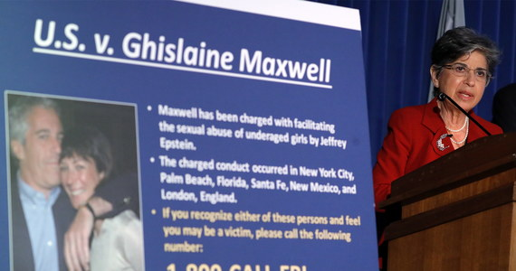 FBI zatrzymało Ghislaine Maxwell. Była przyjaciółka Jeffrey'a Epsteina ukrywała się przez wymiarem sprawiedliwości od czasu zatrzymania w czerwcu zeszłego roku nieżyjącego już dziś miliardera, na którym ciążą poważne zarzuty o charakterze seksualnym. Prokurator Audrey Strauss chce teraz przesłuchać w tej sprawie księcia Andrzeja z brytyjskiej rodziny królewskiej.