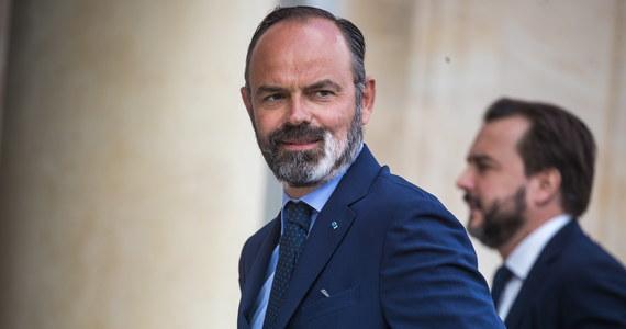 Premier Francji Edouard Philippe podał się do dymisji. Będzie jednak sprawował urząd do czasu utworzenia nowego gabinetu - poinformował Pałac Elizejski.