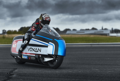 Chłodzony suchym lodem motocykl elektryczny zawalczy o rekord prędkości