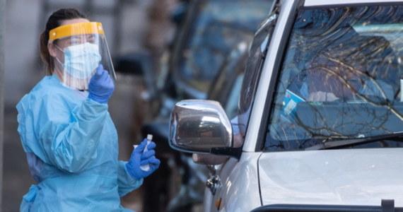 108 nowych przypadków zakażenia koronawirusem odnotowano w stanie Wiktoria na południowym wschodzie Australii. Jest to największy wzrost liczby infekcji w tym drugim najludniejszym stanie Australii od końca marca - podały lokalne władze.