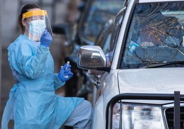 Niepokojący wzrost zakażeń SARS-CoV-2 w Australii. Wracają obostrzenia