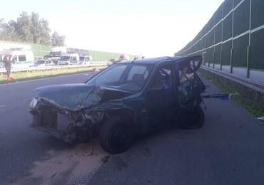 Tragedia na A1: Są zarzuty dla kierowcy audi i pasażera. Wyjaśnili, dlaczego uciekli z miejsca wypadku