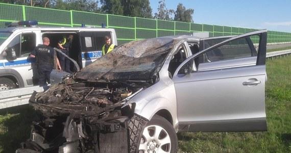 Na 3 miesiące aresztowano kierowcę audi podejrzanego o spowodowanie czwartkowego wypadku na autostradzie A1 w pobliżu Łodzi. Zginął w nim 51-letni łodzianin. Kierowca i pasażer audi uciekli, ale po kilkunastu godzinach zgłosili się na policję.