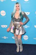 """Avril Lavigne: Internauci śmieją się z nagiego zdjęcia (piosenka """"We Are Warriors"""")"""