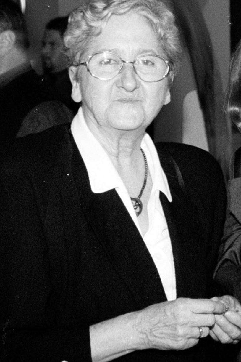 W poniedziałek, 6 lipca, zmarła Barbara Pec-Ślesicka, wybitna kierownik produkcji, wieloletnia członkini Stowarzyszenia Filmowców Polskich, współpracowniczka Andrzeja Wajdy, bez której nie powstałyby najważniejsze dzieła w historii powojennego kina polskiego. Miała 84 lata.
