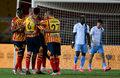 Serie A. Lecce sensacyjnie pokonało wicelidera Lazio