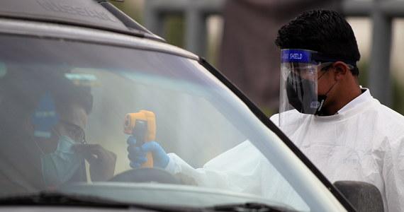 We wtorek w Stanach Zjednoczonych odnotowano ponad 60 tys. nowych zakażeń koronawirusem. Oznacza to, że od początku pandemii w kraju wykryto 3 miliony przypadków. Eksperci podkreślają, że wirus SARS CoV-2 nieoczekiwanie rozprzestrzenia się szybko wśród ludzi młodych.