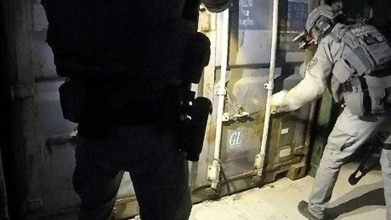 /foto. Politie Landelijke Eenheid /