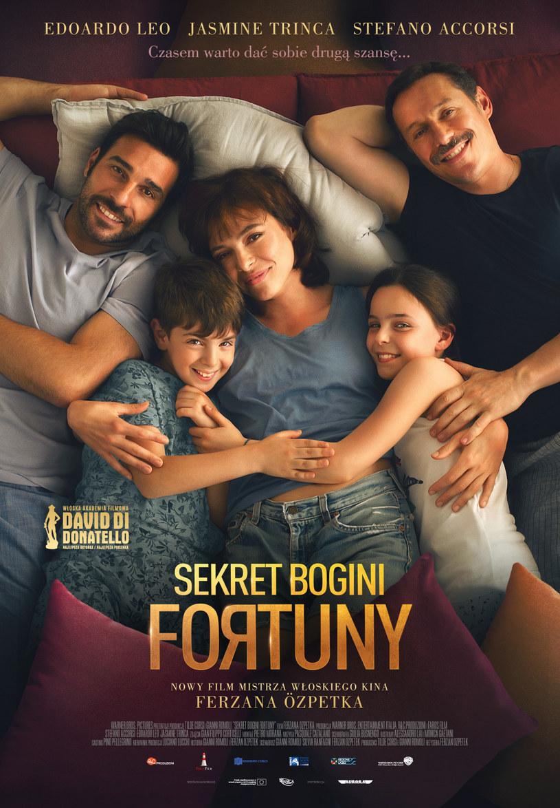"""W poniedziałek, 6 lipca, rozdano najstarsze włoskie nagrody filmowe Nastro d'Argento (Srebrne Taśmy). Wśród laureatów znalazł się najnowszy film Ferzana Özpetka """"Sekret bogini Fortuny"""", który otrzymał cztery statuetki, m.in. dla najlepszej aktorki i za najlepszą piosenkę. Polska premiera obrazu zaplanowana jest na wrzesień tego roku."""