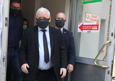Kaczyński: Udział w tych wyborach jest całkowicie bezpieczny