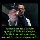 Każdy Polak, też ksiądz ma prawo wypowiadać się na tematy dotyczące Polaków.