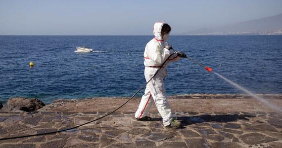 Hiszpańskie służby sanitarne potwierdziły obecność wirusa SARS-CoV-2 w cieku wodnym na terenie aglomeracji Madrytu. Zdaniem ekspertów koronawirus obecny w wodzie w dużych ilościach mógł doprowadzić do pojawienia się nowego ogniska infekcji.