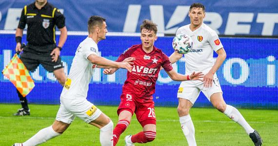 Wisła Kraków - Korona Kielce 1-1 w 35. kolejce PKO Ekstraklasy - Sport w INTERIA.PL