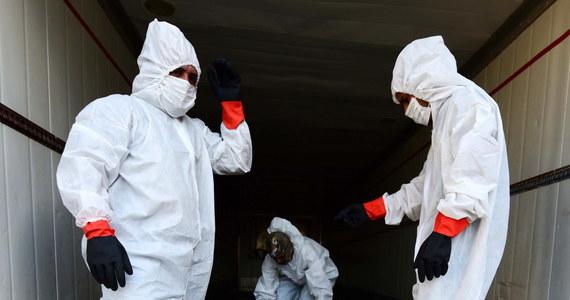 Światowa Organizacja Zdrowia poinformowała o rekordowej liczbie nowych przypadków zakażenia koronawirusem. W ciągu 24 godzin na świecie odnotowano 230 370 nowych infekcji - poinformowała agencja Reutera.