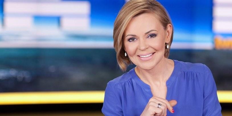 """Z końcem lipca, po 19 latach pracy w TVN, Justyna Pochanke odchodzi z """"Faktów"""" TVN i TVN24."""